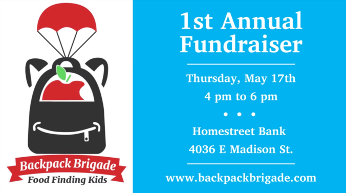 Backpack Brigade Fundraiser